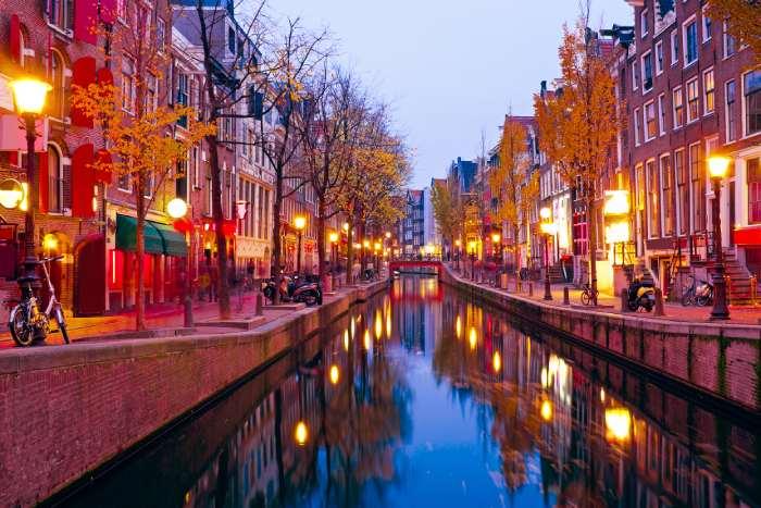 kanali u amsterdamu