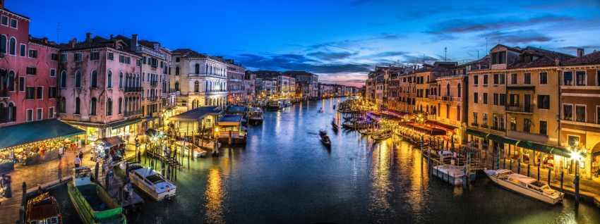 venecija putovanje canal grande